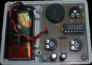 Kühlschrank Alarm Offene Tür : Avr projekte cd4093